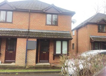 Thumbnail 1 bed semi-detached house to rent in Finchampstead Road, Wokingham