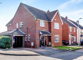 Thumbnail 4 bed detached house for sale in The Rickyard, Lower Shelton, Marston Moretaine, Bedford