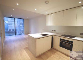 Thumbnail 1 bed flat for sale in Marsh Wall, Canary Wharf