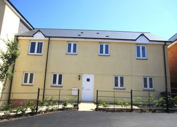 Thumbnail 2 bedroom flat to rent in Younghayes Road, Cranbrook, Exeter