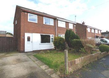 Thumbnail 3 bed semi-detached house for sale in Glendale Avenue, Lostock Hall, Preston, Lancashire