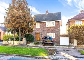Thumbnail 3 bed detached house for sale in Old Park View, Enfield