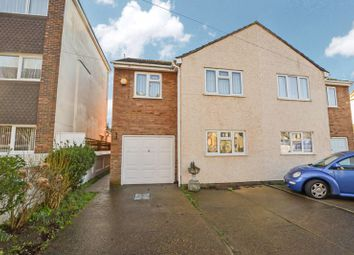 Thumbnail Semi-detached house for sale in Carnarvon Road, Clacton-On-Sea