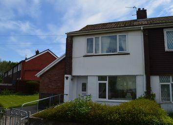 Thumbnail Semi-detached house for sale in Castle Close, Boverton