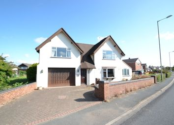 Thumbnail 4 bed detached house for sale in Stafford Road, Newport