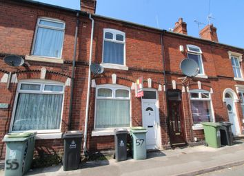 2 bed terraced house for sale in Queen Mary Street, Walsall WS1
