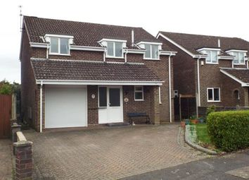 Thumbnail 4 bed detached house for sale in Denmead, Waterlooville, Hampshire
