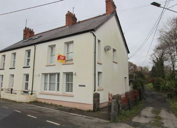 Thumbnail 3 bed semi-detached house for sale in Drefach, Llanybydder
