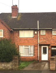 Thumbnail 3 bed terraced house for sale in Valley Road, Walsall