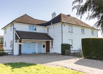 Thumbnail 5 bed farmhouse to rent in Hattingley, Medstead, Alton, Hampshire