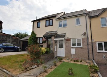 Thumbnail 2 bed terraced house for sale in Smithfield Drive, Latchbrook, Saltash, Cornwall