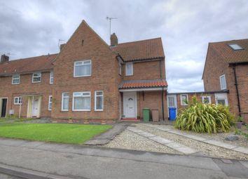 Thumbnail 4 bed end terrace house for sale in Cornfield Crescent, Bridlington