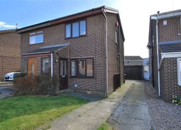 2 bed semi-detached house for sale in Norman Drive, Mirfield, West Yorkshire WF14