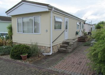 Thumbnail 1 bed mobile/park home for sale in Woodland Park (Ref 5611), Quedgeley, Gloucester