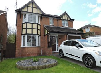 Thumbnail 4 bed detached house for sale in Sough Road, South Normanton, Alfreton, Derbyshire