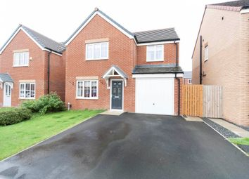 Thumbnail 4 bed detached house for sale in Saro Place, Hartlepool