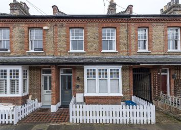 Thumbnail 3 bedroom terraced house for sale in Lewin Road, London