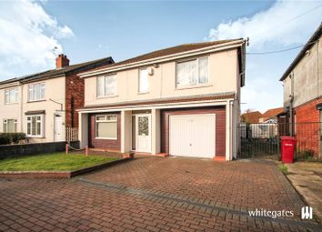 Thumbnail 5 bed detached house for sale in Burringham Road, Scunthorpe, Lincolnshire
