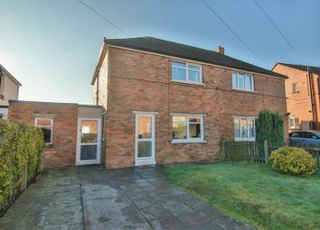 Thumbnail 2 bedroom semi-detached house for sale in Charles Crescent, Abergavenny