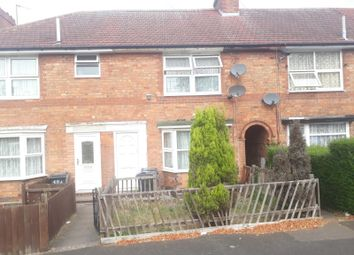 Thumbnail 3 bed terraced house for sale in Monica Road, Birmingham
