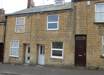 Thumbnail 2 bed terraced house to rent in Lyme Road, Crewkerne
