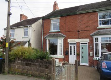 Thumbnail 2 bed end terrace house to rent in Churnet Valley Road, Kingsley Holt