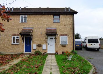 Thumbnail 1 bed end terrace house for sale in Erin Close, Goodmayes