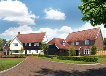 Thumbnail 5 bed detached house for sale in Abbey Gardens, Frinton Road, Thorpe-Le-Soken