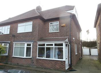 Thumbnail 4 bed semi-detached house to rent in Astley Grove, Stalybridge