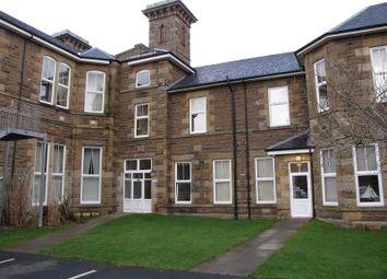 Thumbnail 3 bedroom flat to rent in Dingleton Apartments, Melrose, Scottish Borders