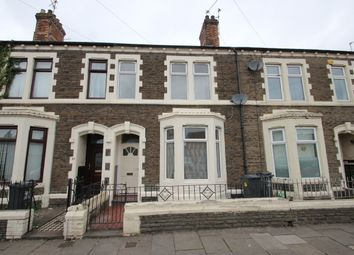 Thumbnail 1 bed flat to rent in Railway Street, Splott, Cardiff