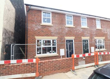 Thumbnail 3 bed end terrace house for sale in Sartoris Road, Rushden