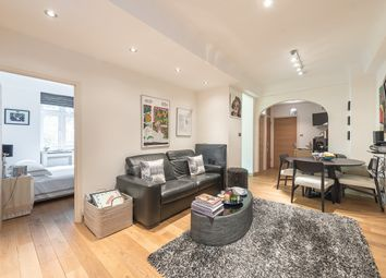 Thumbnail 2 bed flat to rent in Hall Road, London