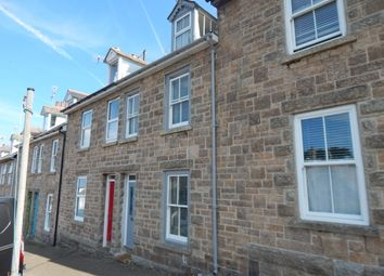 Thumbnail 3 bed terraced house for sale in Trenwith Terrace, St. Ives