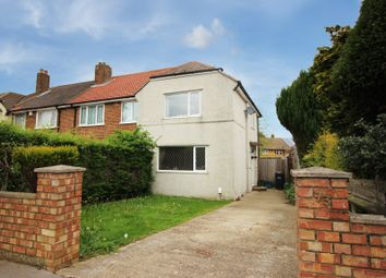 Thumbnail 2 bedroom semi-detached house for sale in Overbury Crescent, New Addington, Croydon