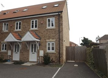 Thumbnail 3 bed end terrace house to rent in Nickerson Yard, Thetford