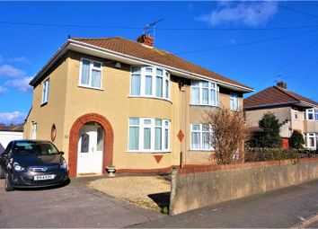 Thumbnail 3 bed semi-detached house for sale in Quakers Road, Downend