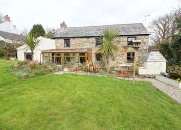 Thumbnail 4 bed detached house for sale in Fernsplatt, Chacewater, Truro