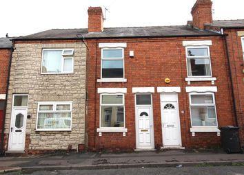 2 bed terraced house for sale in John Street, Ilkeston DE7