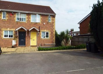 Thumbnail 2 bed end terrace house for sale in Havant, Hampshire, England