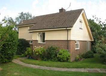 Thumbnail 4 bed detached house for sale in Hoathly Hill, West Hoathly, West Sussex