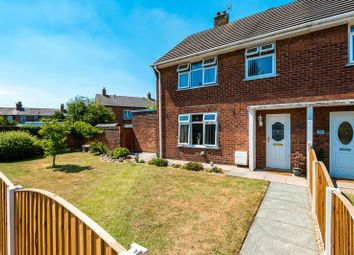 Thumbnail 3 bed semi-detached house for sale in Pear Tree Road, Croston, Leyland