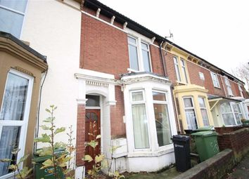 Thumbnail 3 bedroom terraced house for sale in Church Road, Fratton, Portsmouth