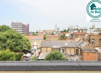 Thumbnail 2 bed flat for sale in Comet Street, London