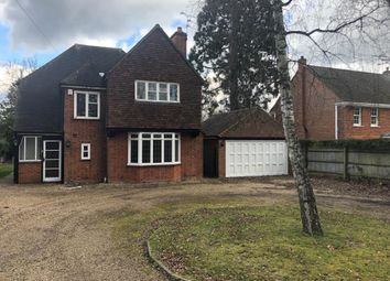 Thumbnail 4 bed detached house to rent in St. Leonards Hill, Windsor