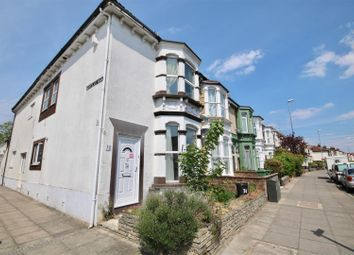 Thumbnail 3 bed end terrace house to rent in Milton Road, Portsmouth