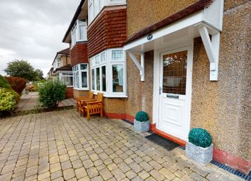 Thumbnail 3 bed semi-detached house for sale in Heol Y Bont, Rhiwbina, Cardiff