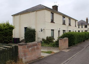 Thumbnail 2 bed flat to rent in West Smieton Street, Carnoustie