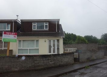 Thumbnail 3 bed bungalow to rent in St Johns Drive, Ton Pentre