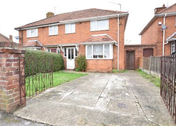 Thumbnail 3 bed semi-detached house for sale in Buckland Road, Reading
